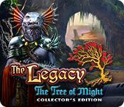 Función de captura de pantalla del juego The Legacy: The Tree of Might Collector's Edition