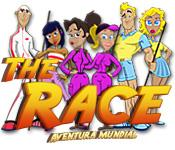 The Race game play