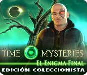 Función de captura de pantalla del juego Time Mysteries: El Enigma Final Edición Coleccionista