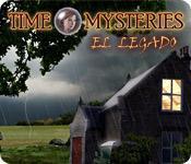 Función de captura de pantalla del juego Time Mysteries: El Legado