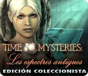 Función de captura de pantalla del juego Time Mysteries: Los espectros antiguos Edición Coleccionista