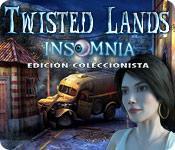 Función de captura de pantalla del juego Twisted Lands: Insomnia Edición Coleccionista