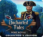 Función de captura de pantalla del juego Uncharted Tides: Port Royal Collector's Edition