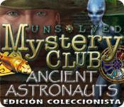 Función de captura de pantalla del juego Unsolved Mystery Club: Ancient Astronauts - Edición Coleccionista