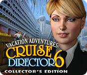 Función de captura de pantalla del juego Vacation Adventures: Cruise Director 6 Collector's Edition