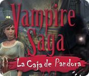 Vampire Saga:  La Caja de Pandora game play