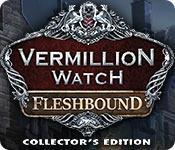 Función de captura de pantalla del juego Vermillion Watch: Fleshbound Collector's Edition