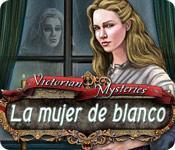 Función de captura de pantalla del juego Victorian Mysteries: La mujer de blanco