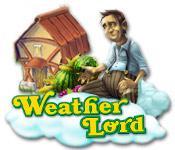 Función de captura de pantalla del juego Weather Lord