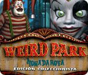 Función de captura de pantalla del juego Weird Park: Tonada rota Edición Coleccionista
