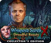 Función de captura de pantalla del juego Whispered Secrets: Dreadful Beauty Collector's Edition