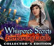 Función de captura de pantalla del juego Whispered Secrets: Everburning Candle Collector's Edition
