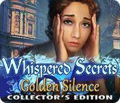 Función de captura de pantalla del juego Whispered Secrets: Golden Silence Collector's Edition