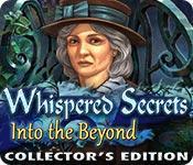 Función de captura de pantalla del juego Whispered Secrets: Into the Beyond Collector's Edition
