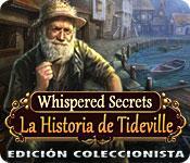 Función de captura de pantalla del juego Whispered Secrets: La Historia de Tideville Edición Coleccionista