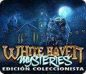 Función de captura de pantalla del juego White Haven Mysteries Edición Coleccionista