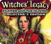 Función de captura de pantalla del juego Witches' Legacy: Hunter and the Hunted Collector's Edition