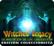 Función de captura de pantalla del juego Witches' Legacy: La maldición de los Charleston Edición Coleccionista