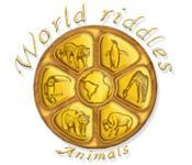 Función de captura de pantalla del juego World Riddles: Animals