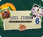 La fonctionnalité de capture d'écran de jeu 1001 Jigsaw Earth Chronicles 6