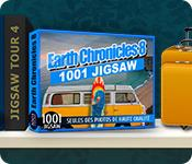 La fonctionnalité de capture d'écran de jeu 1001 Jigsaw Earth Chronicles 8