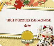 La fonctionnalité de capture d'écran de jeu 1001 Puzzles du Monde - Asie