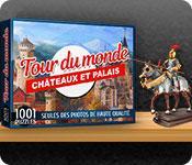 La fonctionnalité de capture d'écran de jeu 1001 Puzzles Tour du Monde Châteaux et Palais
