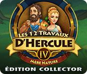 La fonctionnalité de capture d'écran de jeu Les 12 Travaux d'Hercule IV: Mère Nature Édition Collector