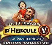 La fonctionnalité de capture d'écran de jeu Les 12 Travaux d'Hercule V: Les Enfants d'Hellas Édition Collector