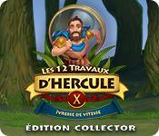 La fonctionnalité de capture d'écran de jeu Les 12 Travaux d'Hercule X: Ivresse de Vitesse Édition Collector