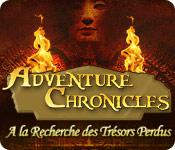 Image Adventure Chronicles: A la Recherche des Trésors Perdus