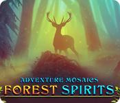 Feature screenshot game Adventure Mosaics: Forest Spirits