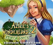 La fonctionnalité de capture d'écran de jeu Alice's Wonderland 2: Stolen Souls Édition Collector