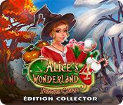 La fonctionnalité de capture d'écran de jeu Alice's Wonderland 4: Festive Craze Édition Collector