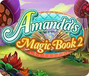 La fonctionnalité de capture d'écran de jeu Amanda's Magic Book 2