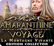 La fonctionnalité de capture d'écran de jeu Amaranthine Voyage: La Montagne Vivante Edition Collector