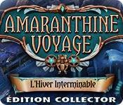 La fonctionnalité de capture d'écran de jeu Amaranthine Voyage: L'Hiver Interminable Édition Collector