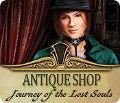 La fonctionnalité de capture d'écran de jeu Antique Shop: Journey of the Lost Souls