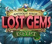 La fonctionnalité de capture d'écran de jeu Antique Shop: Lost Gems Egypt