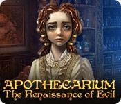 La fonctionnalité de capture d'écran de jeu Apothecarium: The Renaissance of Evil