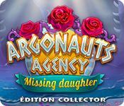 La fonctionnalité de capture d'écran de jeu Argonauts Agency: Missing Daughter Édition Collector