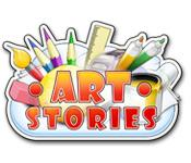 Art Stories game play