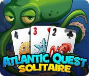 La fonctionnalité de capture d'écran de jeu Atlantic Quest: Solitaire