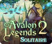 La fonctionnalité de capture d'écran de jeu Avalon Legends Solitaire 2