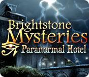 La fonctionnalité de capture d'écran de jeu Brightstone Mysteries: Paranormal Hotel