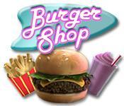La fonctionnalité de capture d'écran de jeu Burger Shop