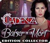 La fonctionnalité de capture d'écran de jeu Cadenza: Le Baiser de la Mort Edition Collector
