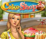 La fonctionnalité de capture d'écran de jeu Cake Shop 2