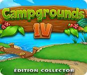 La fonctionnalité de capture d'écran de jeu Campgrounds 4 Édition Collector