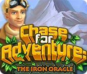 La fonctionnalité de capture d'écran de jeu Chase for Adventure 2: The Iron Oracle